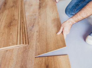 A laminált padló használatával járó előnyök